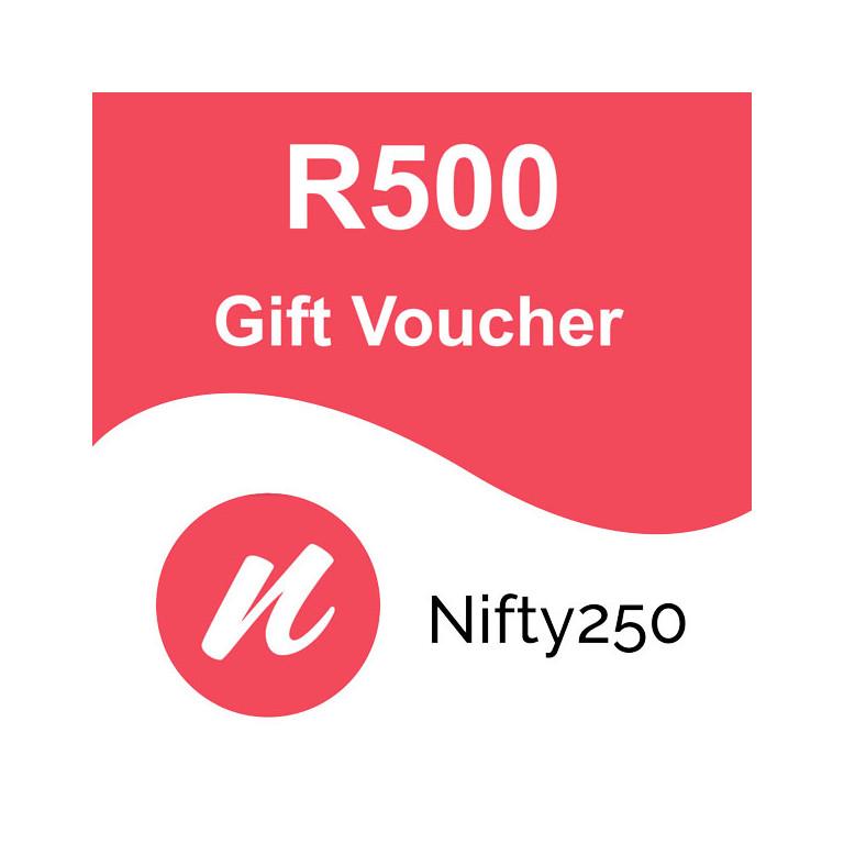 Gift Voucher R500