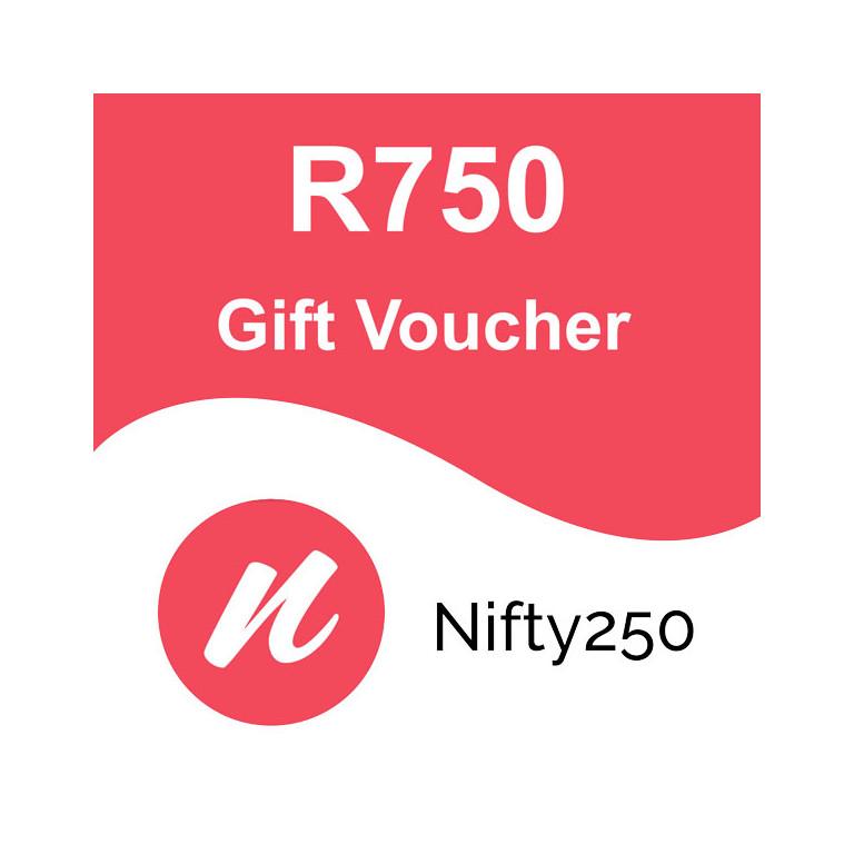Gift Voucher R750